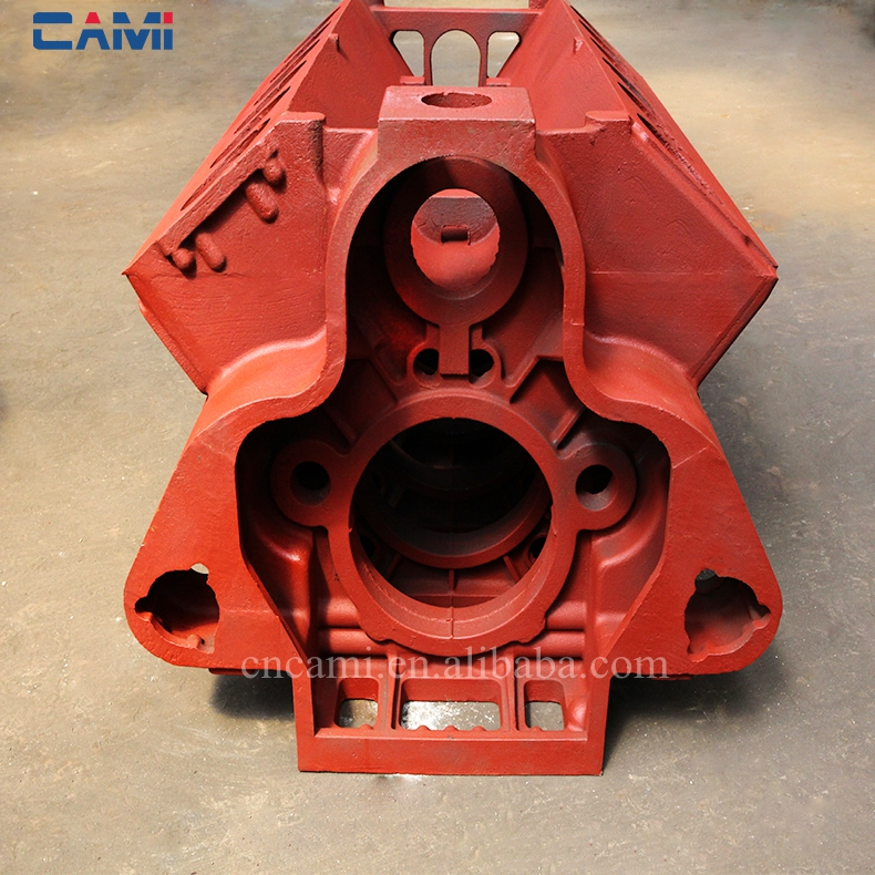 Factory supply customized water glass die casting parts