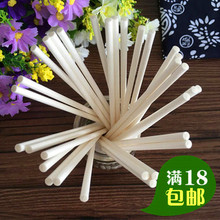 Yiwu factory directsale DIY 150*4mm lollipop Kraft candy fruit slice Papier Sticks