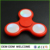 newest design release fidget hand spinner alloy