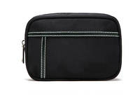 new men's wash bag factory wholesale leather toilet bag with cheap price