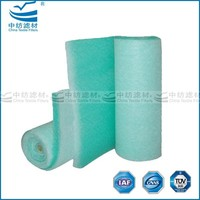 Fiberglass air Filter Material for painting booth