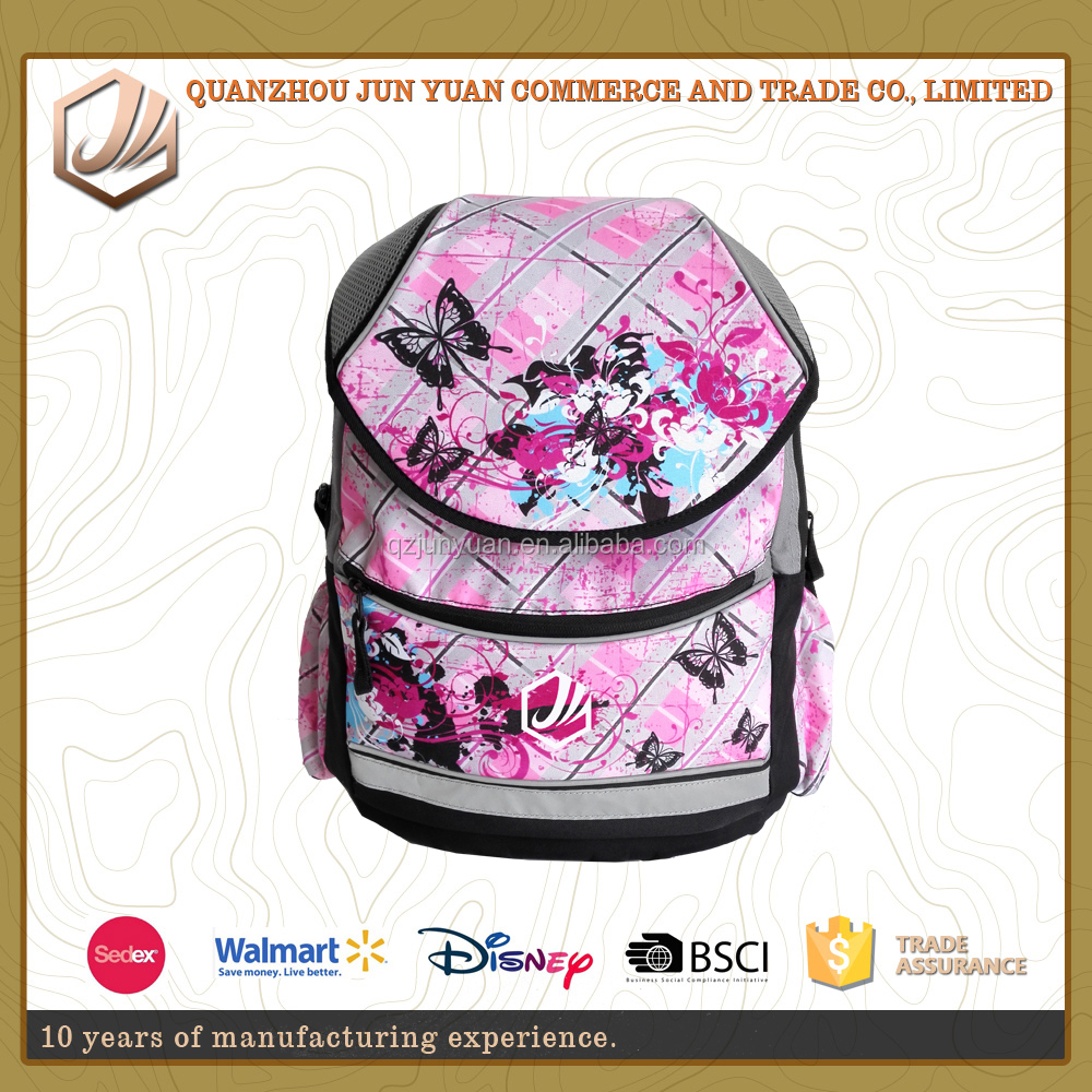 Top quality popular EVA shape bag 8 years child backpack school