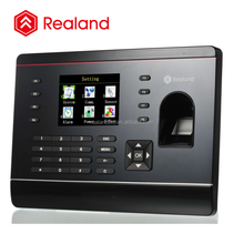 Fingerprint time recorder punch card machine time attendance system