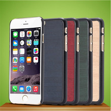 New Arrival Wood Vintage Retro Style Phone Cases Hard PC Cover Accessory for iPhone 6 / 6 Plus 5.5