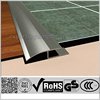 high gloss anodized aluminum floor expansion joint cover strip