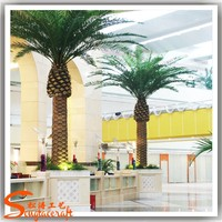 5meter artificial date palm tree steel preserved plant costume tissue culture date palm prices