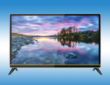 32 inch LED TV with Tempered glass new design for factory wholesale price