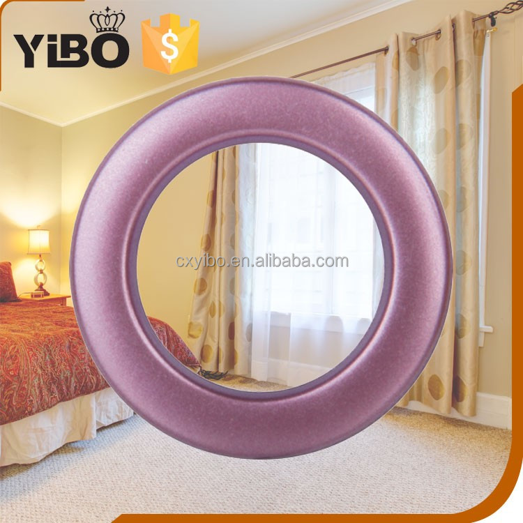 Round Curtain Grommets silver and gold tone 43mm Inner Dia Window Curtain Rings
