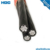 LV AAC conductor triplex SERVICE XLPE Overhead cable 3*35+16mm ABC Overhead Cable