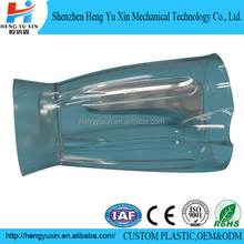 Shenzhen manufacturer custom-made clear ps plastic cup