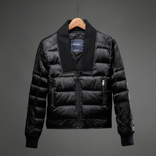 2017 online shopping knight style fashion men for used leather jackets