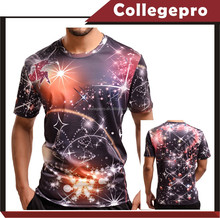 rock T shirt with full sublimated printing