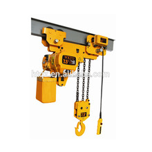 0.25-5 ton electric chain hoist for lifting concrete