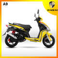 Best quality 50CC two/four stroke gasoline scooter-A9