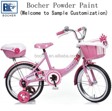 Non-toxic high gloss pink powder coating paint