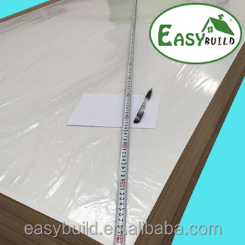 Easy Building high density rigid white/black 3mm 10mm18mm extrude PVC plastic foam sheet