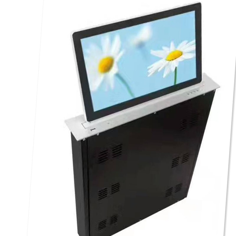 Most popular products motorized lcd display lift for housing table