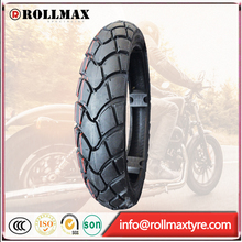 120/80-17 80/90-17 100/90-17 90/90-19 130/80-17 45% rubber Motorcycle Tubeless Tires
