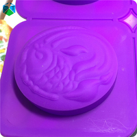 CTBED126 Wholesale Soap Making Supplies Silicone Aniseed Oil Licorice Root Soap Mold