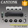 competitive Surveillance camera CCTV System Standalone 4 Channel HVR DVR NVR AHD DVR kits