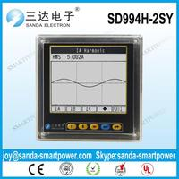 harmonic power quality analyzer made in China