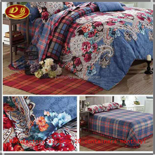 bedding sheet set,cheap bed sheet sets,flower bed sheet