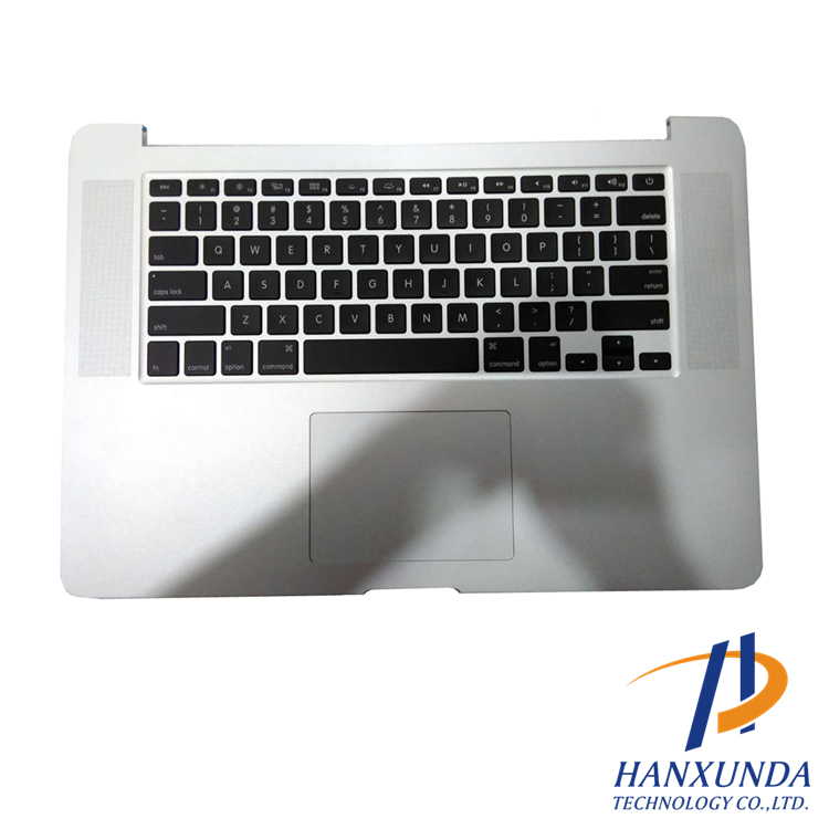 Original Brand new Topcase Assembly for Mac Pro Retina 15inch A1398 Late2013 Mid2014 Topcase +keyboard+trackpad+<strong>battery</strong> 661-8311