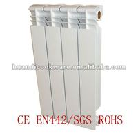 Bimetal radiator for Russia market made by Huandi company Model No.500D