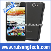 Cubot GT99 white 1.2Ghz Dual Sim GSM+WCDMA Quad Core MT6589 Android 4.2 4.5' IPS LCD 4G with Bluetooth GPS, Unlocked 3G Phone