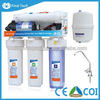 china hot sale 5 stage ro water purifier, high quality reverse osmosis drinking water filter
