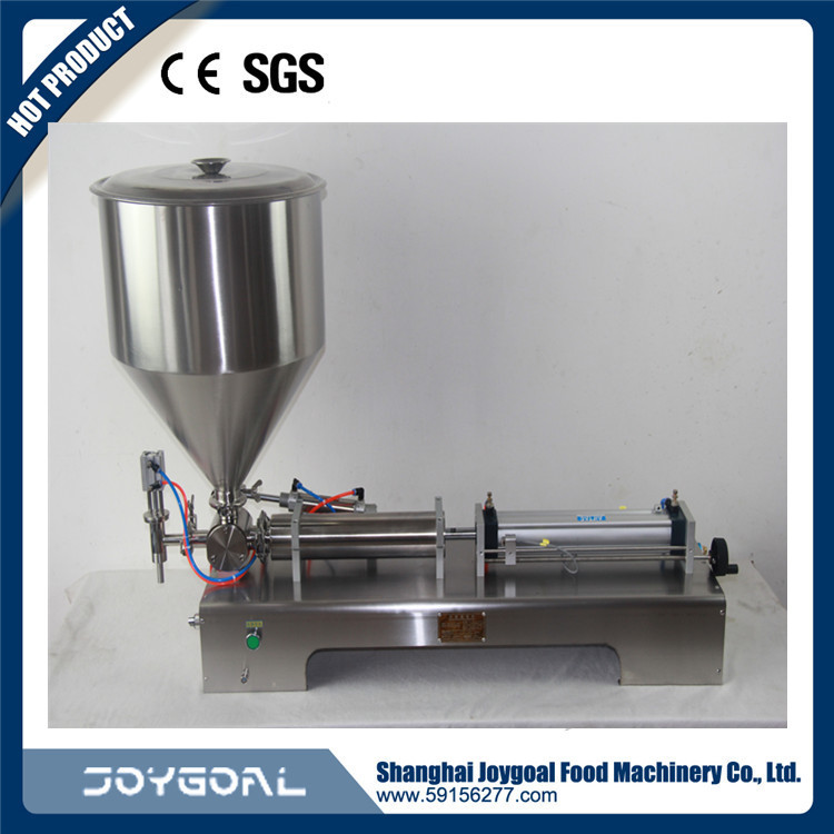Joygoal - Semi - auto Double Heads Cream Shampoo Paste Pneumatic Filling <strong>Machine</strong>