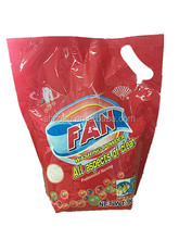Fan brand All Clean Detergent Washing Powder (new pack)1kg