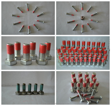 Pre-applied Thread sealant 204 for galvanization or stainless steel fasteners