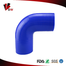 90 degree elbow/bend silicone hose/rubber hose
