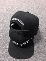 2015 wholesale custom blasting caps for sale manufacture /Embroidery blasting caps for sale