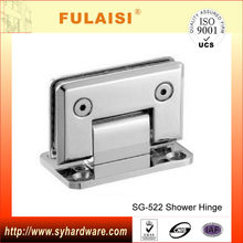 stainless steel hydraulic glass door shower door pivot hinge