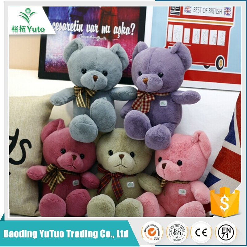 china products promotional fashion funny stuffed teddy bears bulk
