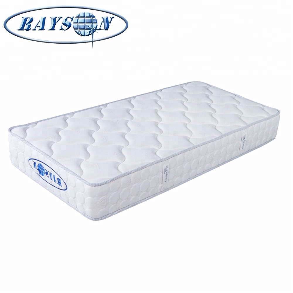 Promotional Cheap Price Sleeping Bed Mattress Best Super Single Bed With Elastic Spring Mattress - Jozy Mattress   Jozy.net