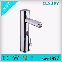 Contemporary Style Basin Automatic Faucet with Mixer in United States