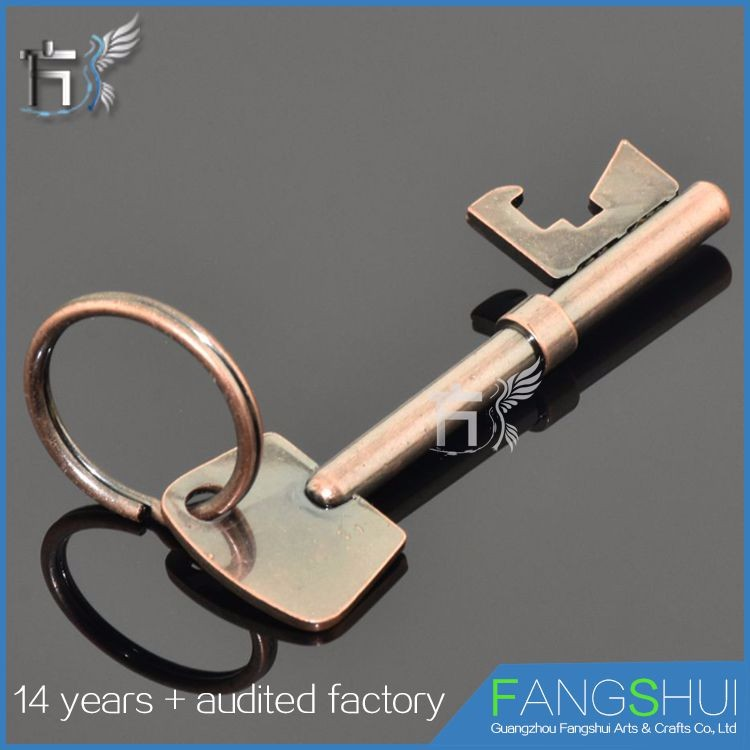 Competitive Price wholesale metal decorative key clip bottle opener