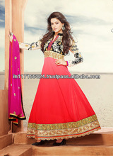 indian anarkali suits for women