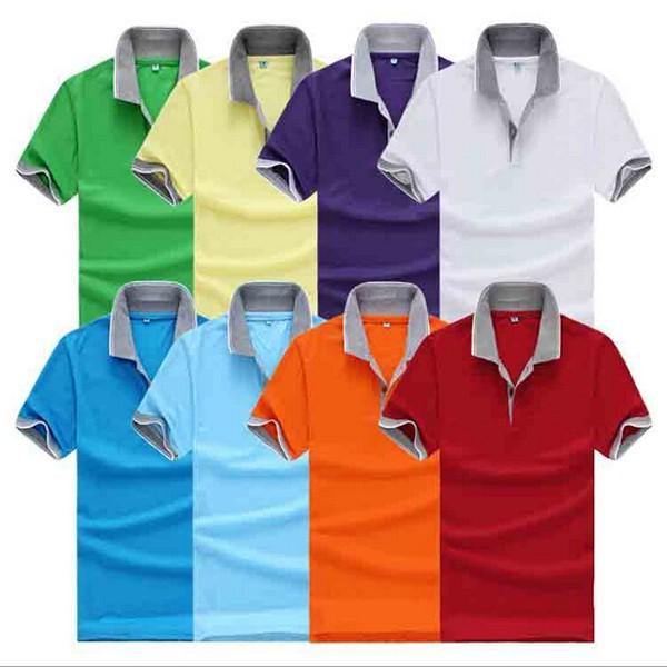 Factory Direct Wholesale Cheap Polo Shirts 2015 Custom