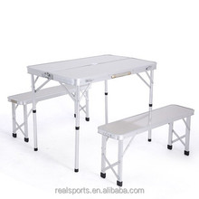 Niceway used picnic table and chairs for sale aluminum folding picnic table chair set
