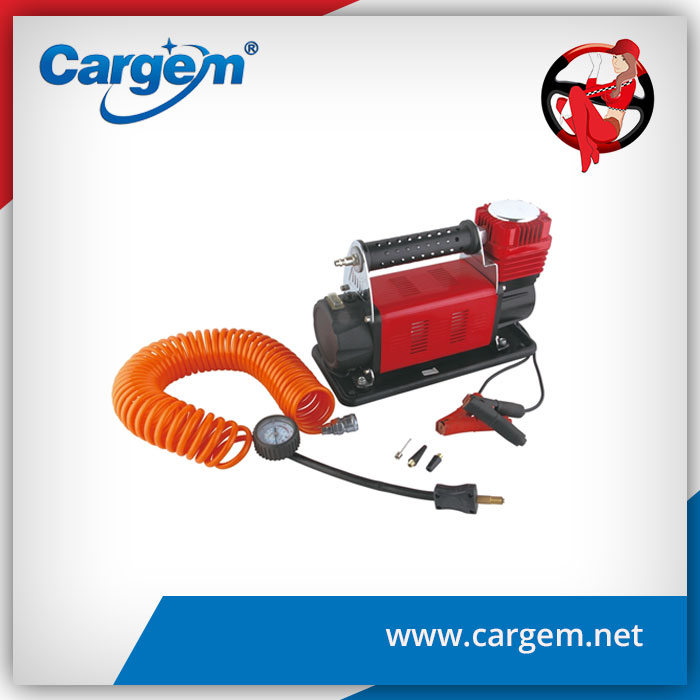 CARGEM Heavy Duty DC 12V Car Air Compressor With Factory Price