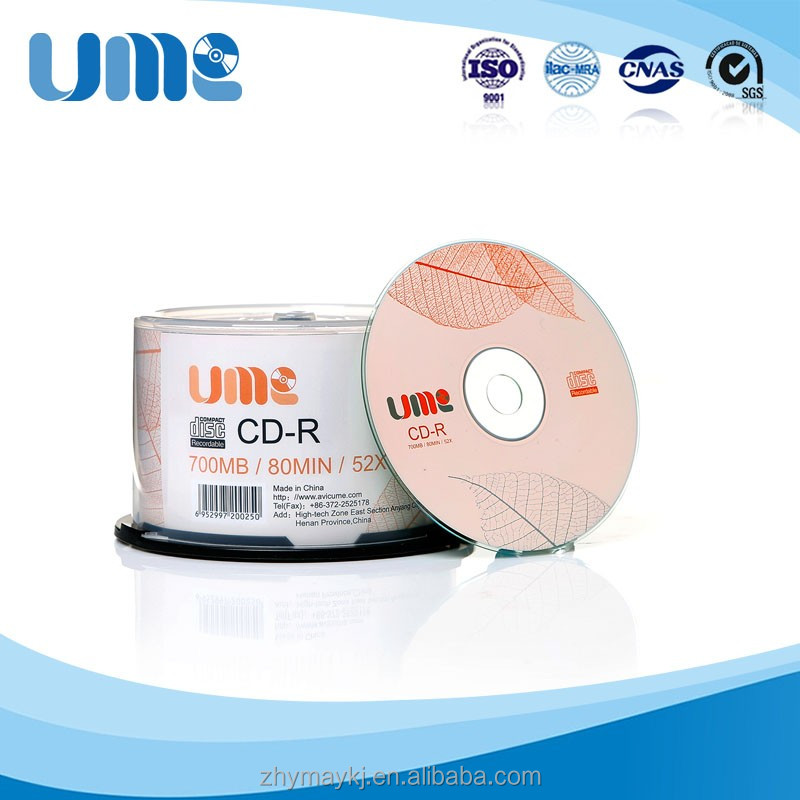 2018 new products CD-<strong>R</strong> 700MB blank cd wholesale