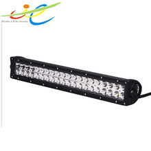 12 volt 4*4 120W alumium housing led light bar offroad for Trucks auto parts