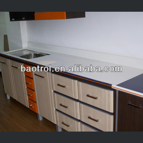 Best price commercial solid surface kitchen countertops