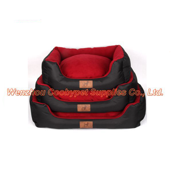 Polar fleece wholesale dog sofa beds indoor dog house bed wholesale pet accessories from china