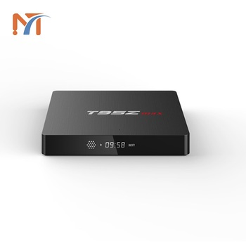 Top quality T95Z MAX Amlogic S912 3G RAM 32G ROM tv box android 7.1 with DDR 1920*1080 pixel