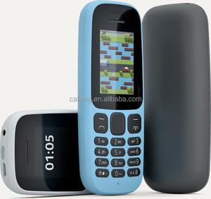 new 105 dual sim no camera mobile phone